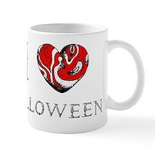 I Luv Halloween T Mug