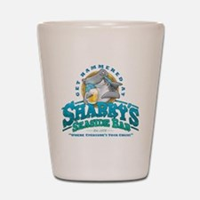 SharkysBar Shot Glass