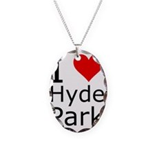 ihearthydeparkpng Necklace