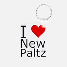 iheartnewpaltz Keychains