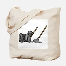 Puli Mop Tote Bag