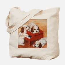 Pianopups enlarged Tote Bag