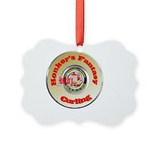 curl Ornament