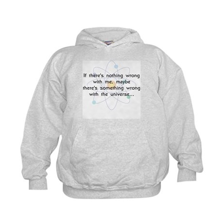 Maybe It's The Universe(B) Kids Hoodie