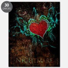 Love_Is_Like_A_Nightmare_4x5 Puzzle
