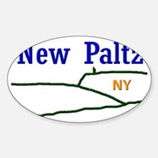 New Paltz Mohonk Decal