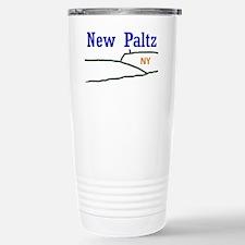 New Paltz Mohonk Stainless Steel Travel Mug