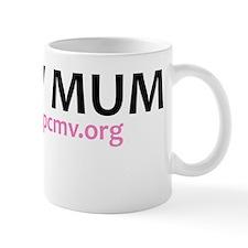 newcmvmum Small Mug