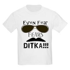 Fear Fears Ditka T-Shirt
