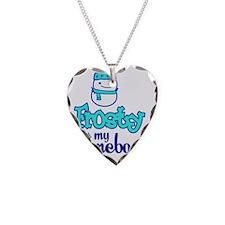 FrostyIsMyHomeboyDark Necklace