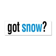 gotSnowLight Car Magnet 10 x 3