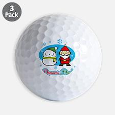 dynamicduo_Light Golf Ball