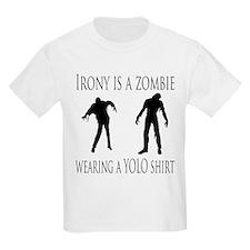 Zombie Irony T-Shirt