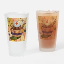 icecreamsundae Drinking Glass
