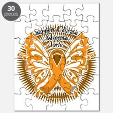Multiple-Sclerosis-Butterfly-3-blk Puzzle