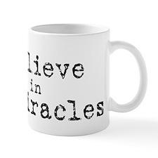 believemiracles-10x10 plai Small Mug