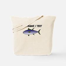 Custom Tuna Fish Tote Bag