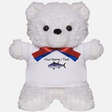 Custom Tuna Fish Teddy Bear