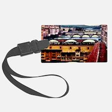 Pontes di Arno, Firenze-1 Luggage Tag