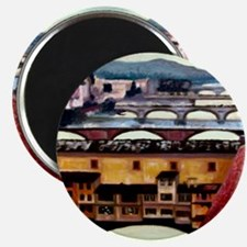 Pontes di Arno, Firenze-1 Magnet