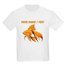 Custom Goldfish T-Shirt