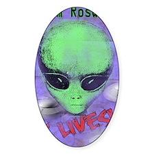 Alien Poster Decal