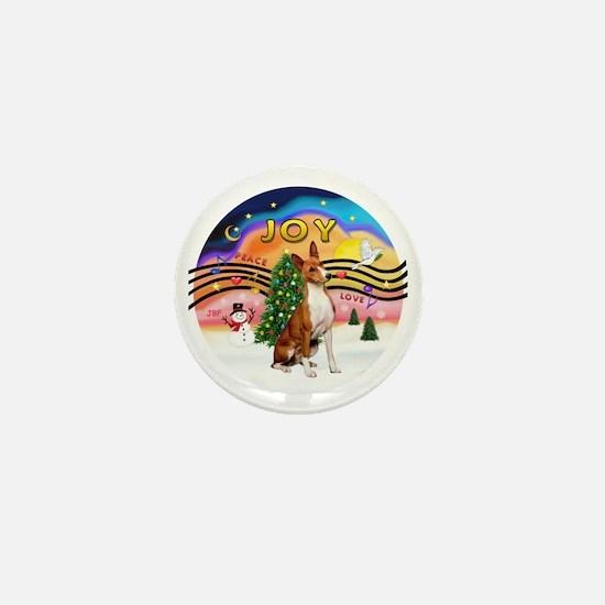 XMusic2 - Basenji Mini Button