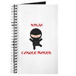 Ninja Candle Maker Journal