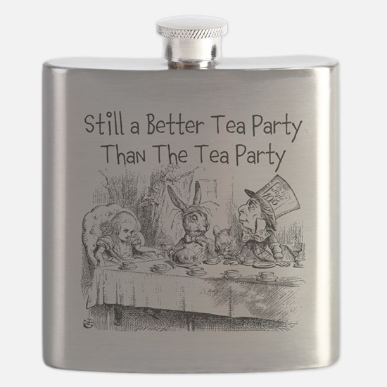 Tea Party Flask