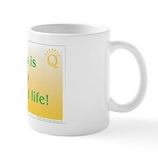 WR Perfect Life Gr Mug