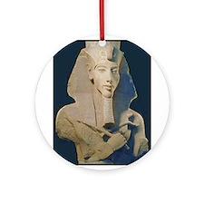 4-Akhenaten.jpg Ornament (Round)