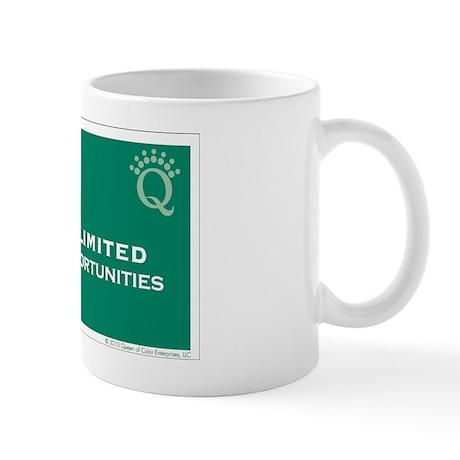 $-opport Mug