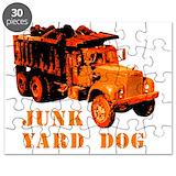 Mack truck Puzzles
