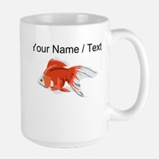 Custom Goldfish Mugs