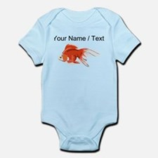 Custom Goldfish Body Suit