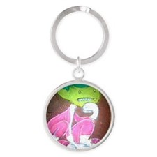 2-IMG_0898 Round Keychain