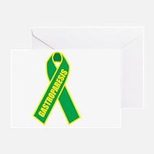 Gastroparesis-Hope-blk Greeting Card
