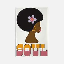 Soul Rectangle Magnet