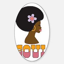 Soul Sticker (Oval)