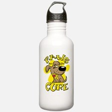 Paws-for-the-Cure-Live Water Bottle