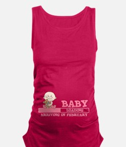 Arriving in February Maternity Tank Top