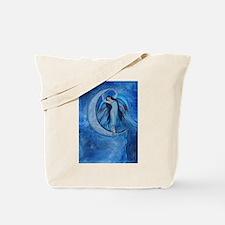 Moon Dancer Faerie Tote Bag