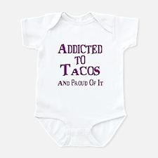 Cute Tex mex Infant Bodysuit