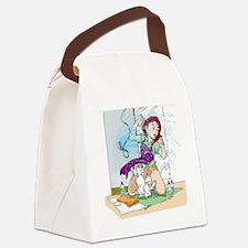 splashcomic04 Canvas Lunch Bag