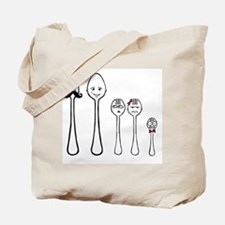 The Family Spork? Tote Bag