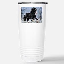 Winter Canter Travel Mug