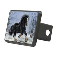 Winter Canter Hitch Cover