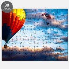 Hot Air Balloon Power Parachute Puzzle