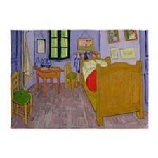 Van Goghs Bedroom at Arles 5'x7'Area Rug
