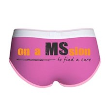 MS Mission Women's Boy Brief